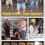 Ringing in 2014 - Lower Keys Style