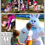 Easter Bunny at Blue Heron Park