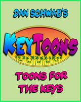 Key Toons - Dan Schwab